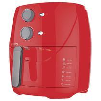 Fritadeira Sem Óleo 3,2L Cadence Super Light Fryer Colors Vermelha - FRT551 - 110V -