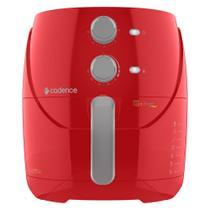 Fritadeira sem Óleo 3,2l Cadence Super Light Fryer Colors Vermelha -