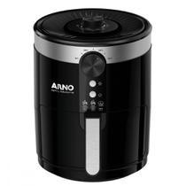 Fritadeira Sem Óleo Airfry Moderna Arno 3,5 Litros Preta  110V -