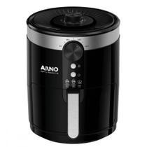 Fritadeira Sem Óleo Airfry Moderna Arno 3,5 Litros Preta  220V -