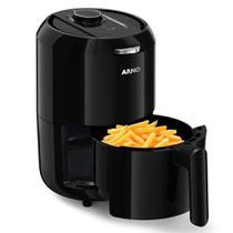 Fritadeira Sem Óleo Arno Air Fryer Cfry1,6 Litros Preto -