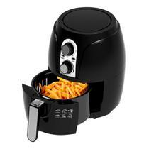 Fritadeira sem Óleo Best Fryer KDF-518 2,3 Litros Preta 110V -