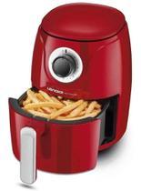 Fritadeira sem Óleo Easy Fryer Red 127V 2,4L LENOXX-PFR905 -