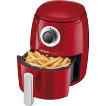 Fritadeira Sem Óleo Easy Fryer Red PFR905 127V - Lenoxx