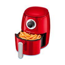 Fritadeira Sem Óleo Easy Fryer Red PFR905 Lenoxx -