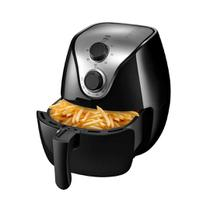 Fritadeira Sem Óleo Elétrica Air Fryer 4L Multilaser 1500W CE021 -