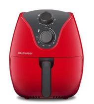 Fritadeira Sem Óleo Multilaser Air Fryer 4l Gourmet Vermelha -