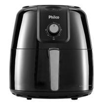 Fritadeira Sem Óleo Philco Air Fryer Jumbo PFR13P 8,1 Litros Preto 110V -