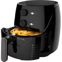 Fritadeira Sem Óleo Super Light Fryer - Air Fryer 1500W 3.2L 110V - Preta -  Cadence -