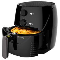 Fritadeira sem oleo super light fryer frt550 preta 220v - Cadence