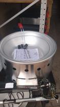 Fritadeira Tacho A Gás 1 Cesto 7 Litros PR70 G Progás - Progas