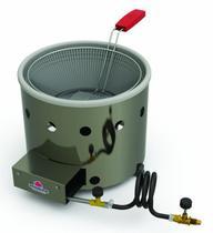 Fritadeira Tacho Gás 3 Litros Com Cesto Pr-310G Progás -