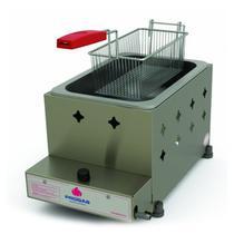 Fritador a Gás Progás Inox 5 Litros com 1 Cesto PR-10G -