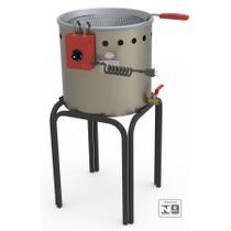Fritador Água e Óleo 12 litros PR-90E Style - Progás 127v - Progas