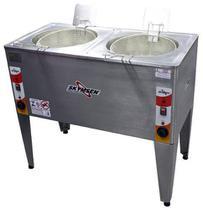 Fritador Duplo Água e Óleo Skymsen Siemsen FRP24D Elétrica 38 Litros -