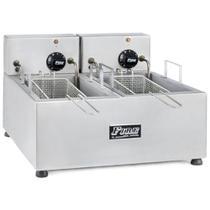Fritador eletrico duple fire fedu 9 litros -