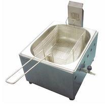 Fritador Óleo Gás Baixa Pressão Mesa 5 Litros c/ 1 cuba FGOI5 Ital Inox -
