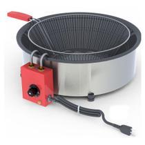 Fritador Pasteleiro Elétrico Progás Mesa 14 Litros PR-14E 220V -