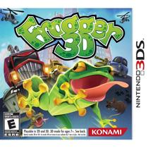 Frogger 3d - 3ds