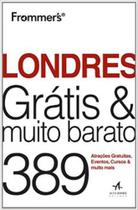 Frommers londres gratis  muito barato - 2013 - Alta books