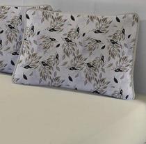 Fronha avulsa 1 peça de Malha 100% algodão Estampada Invernal Edromania -