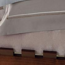 Fronha Avulsa Buettner Percal 250 Fios Luxury Riva Bege -