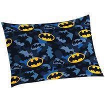 Fronha Avulsa Infantil Batman Microfibra 1 Peça Lepper -