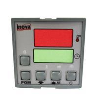 Frontal Do Controlador Inv20002 J Forno Turbo Tedesco - Inova