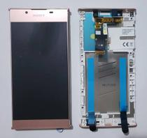 Frontal Lcd Display Touch Screen Xperia L1 G3312 Rose Original - Sony