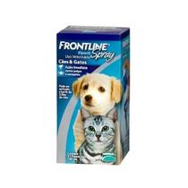 Frontline Spray Carrapaticida Cães 100 Ml - Merial