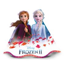 Frozen 2 Chapéu de Aniversário c/8 - Regina -