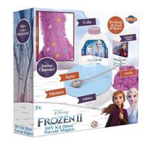 Frozen 2 Disney - Kit Slime Nuvem Mágica - Toyng -