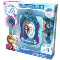 Frozen-diário mágico intek frdm2 -