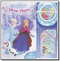 Frozen: livro de historia - colecao disney music p - Dcl -