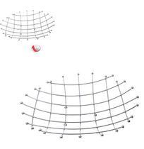 Fruteira De Mesa Aramado Cromado Redonda 35cm De Ø - Wellmix