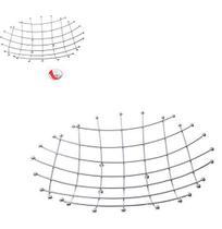 Fruteira de mesa aramado cromado redonda 35cm0 wx4824 wellmix - Well Mix