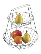 Fruteira de Mesa Dupla Cintia - Schmitt