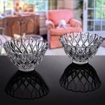 Fruteira jogo com 6 peças paris 10 cm vidro - Noritazeh