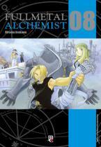 Fullmetal Alchemist - Vol.8 - Jbc -