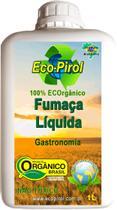 Fumaça Líquida Ecopirol 1L Concentrado para Gastronomia -