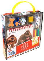 Fun box - Caixinha divertida: A vida secreta dos bichos - Pets - Dcl