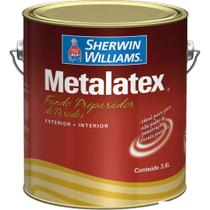 Fundo preparador para paredes Metalatex 3,6 litros Sherwin Williams