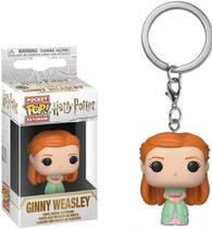 Funko Pocket Pop! Harry Potter - Ginny Gina Weasley Chaveiro - Aliança Geek