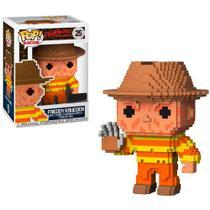 Funko Pop 8-bit A Nightmare on Elm Street 25 Freddy Krueger -