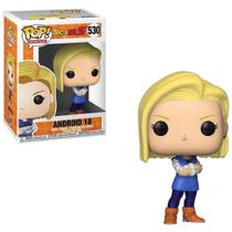 Funko Pop Anime Dragon Ball Z Android 18 530