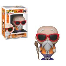 Funko Pop Anime: Dragon Ball Z - Master Roshi w/ Staff 382