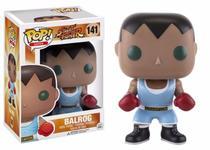 Funko Pop Balrog 141 Street Fighter -