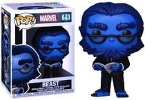 Funko Pop Beast Fera 643 - X-Men 20th Anniversary - Marvel -