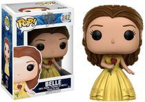 Funko Pop Bela 242 Belle - A Bela e A Fera Disney -