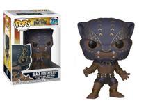 Funko Pop Black Panther Warrior Falls Pantera Negra Marvel Boneco Colecionável -